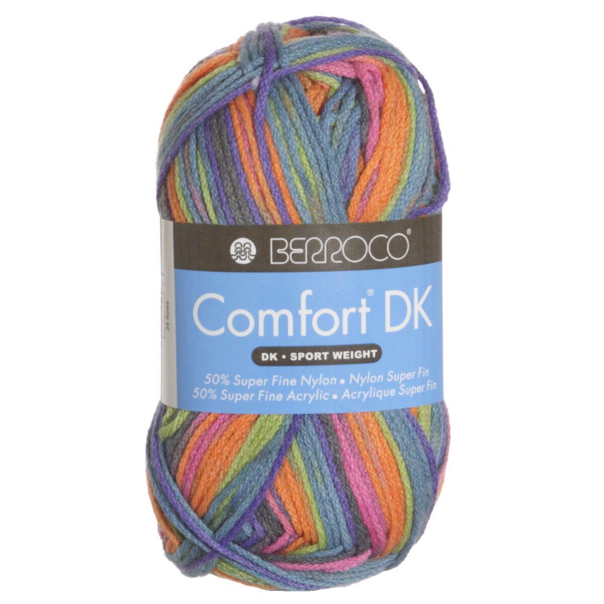 Berroco Comfort Dk Print Yarn 2853 Handstand Project