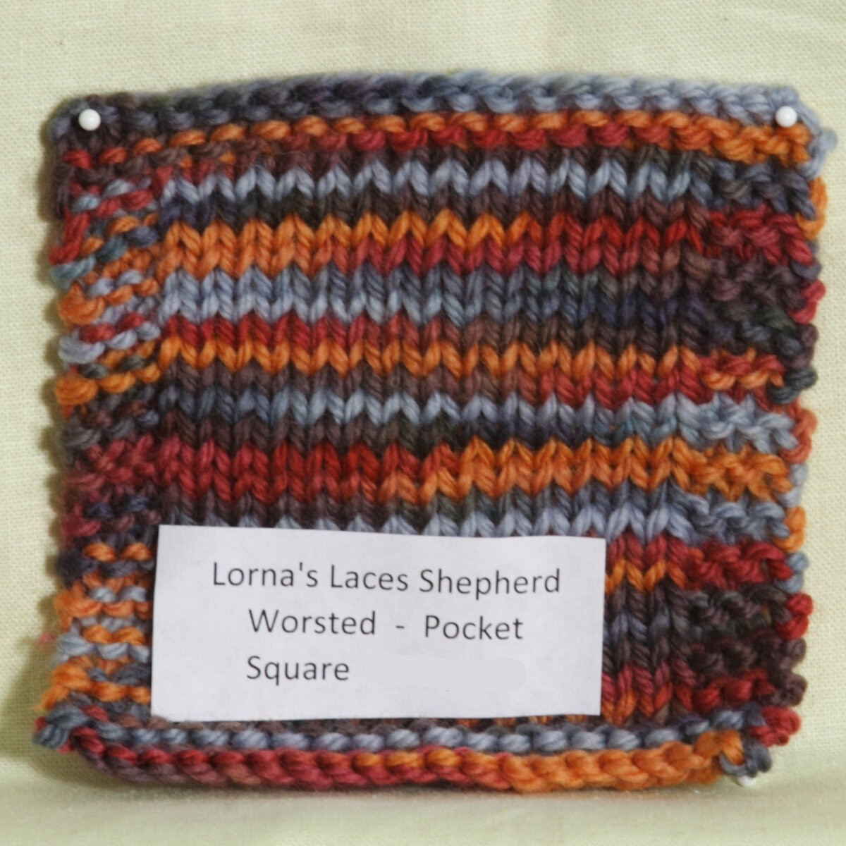 Lorna\'s Laces Shepherd Worsted Yarn - Pocket Square Video Reviews at ...