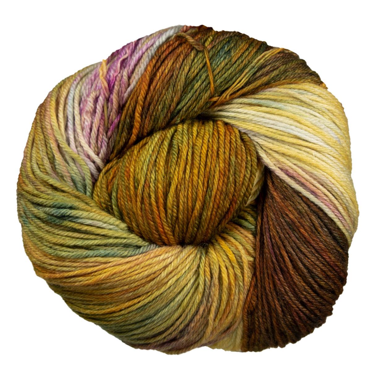 Malabrigo Twist Merino Aran Yarn Wool 100g Azul Profundo 150