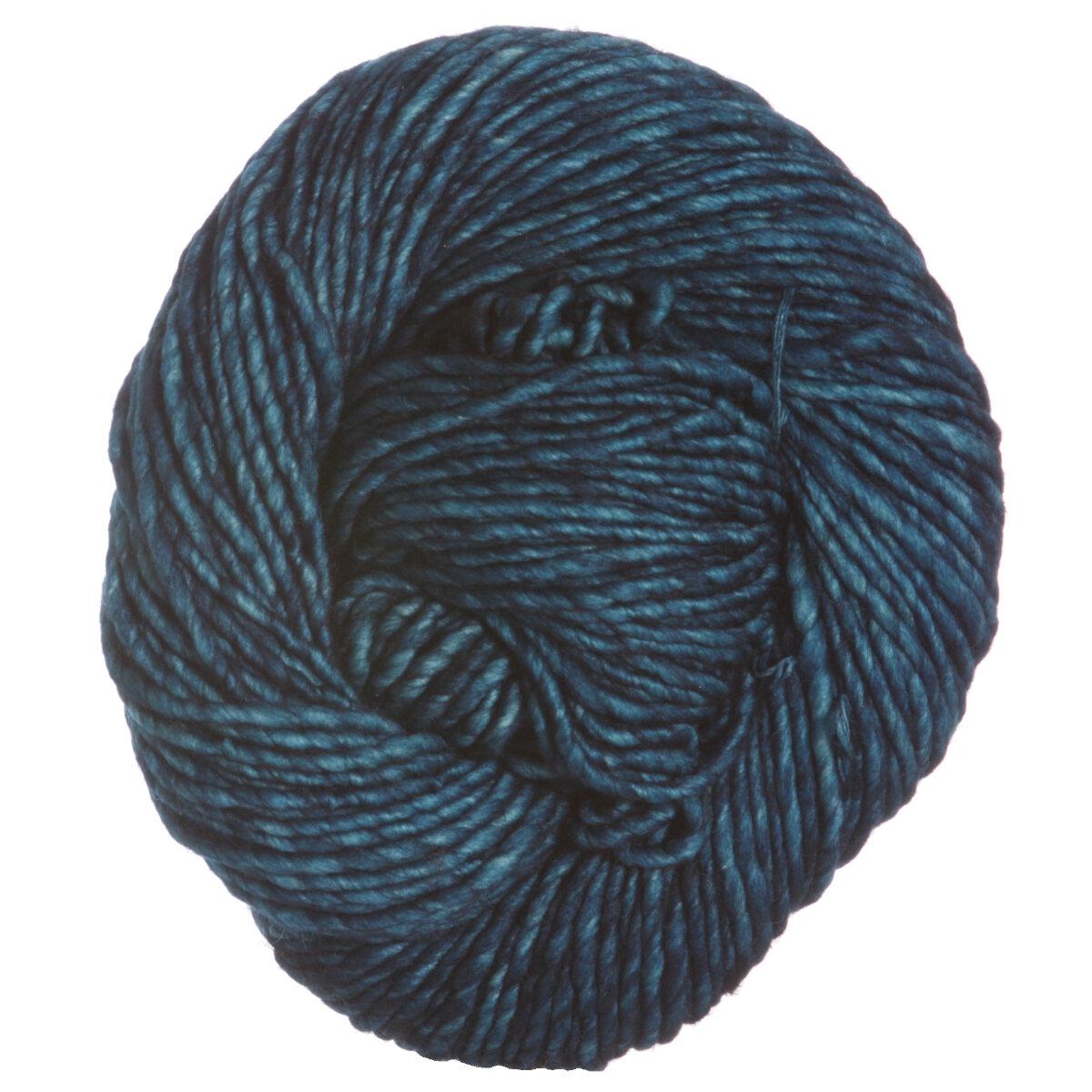 Malabrigo Mecha Yarn - 412 Teal Feather at Jimmy Beans Wool