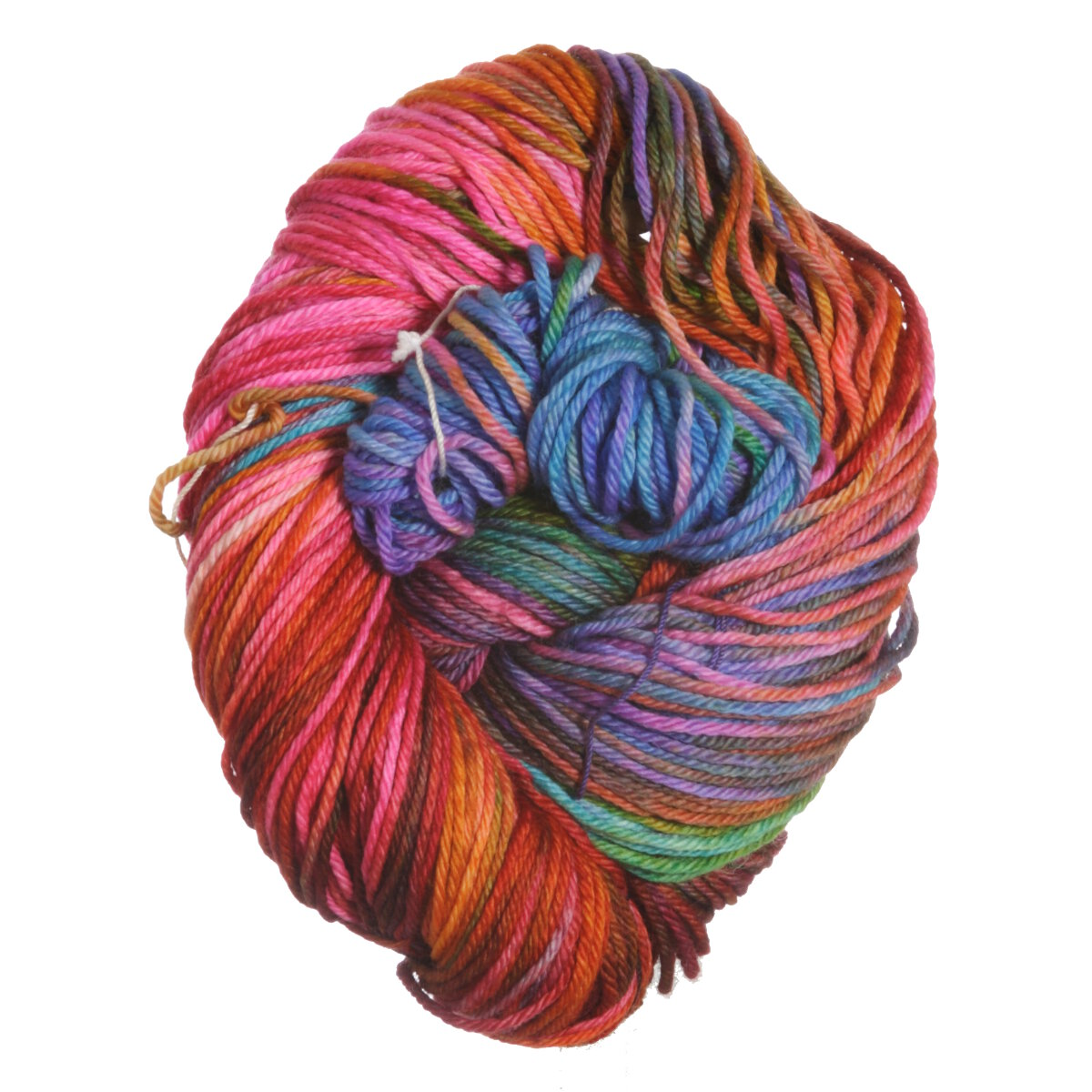 Dk Yarn : Madelinetosh Tosh DK Yarn - 2nd Exclusive - Technicolor Dreamcoat at ...
