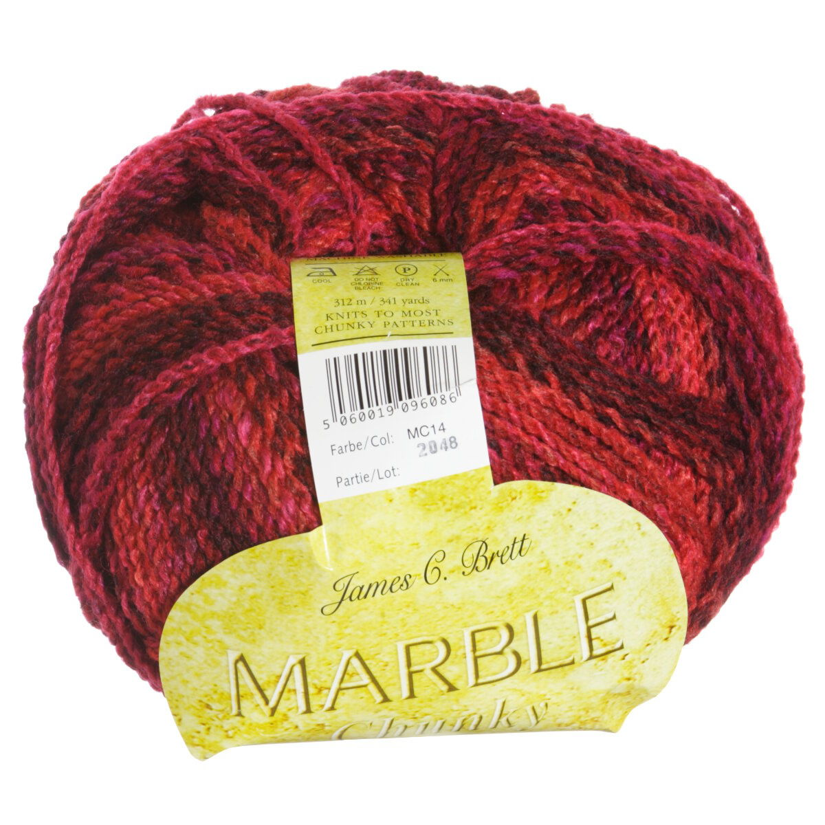 James C. Brett Marble Chunky Yarn - 14 Berries (Discontinued) at Jimmy Beans ...