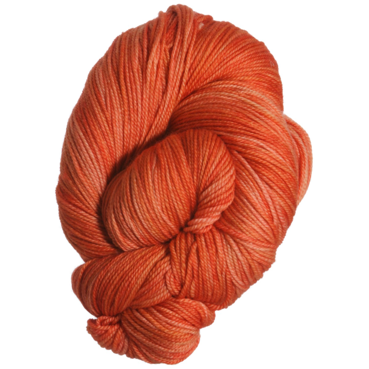 Anzula Squishy Yarn - Persimmon Detailed Description at Jimmy Beans Wool