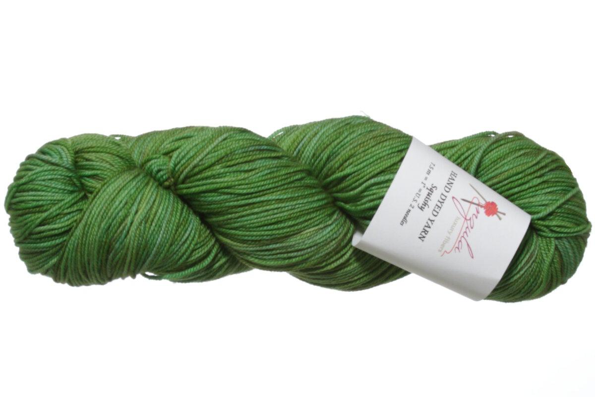 Squishy Yarn : Anzula Squishy Yarn - Juniper Project Ideas at Jimmy Beans Wool