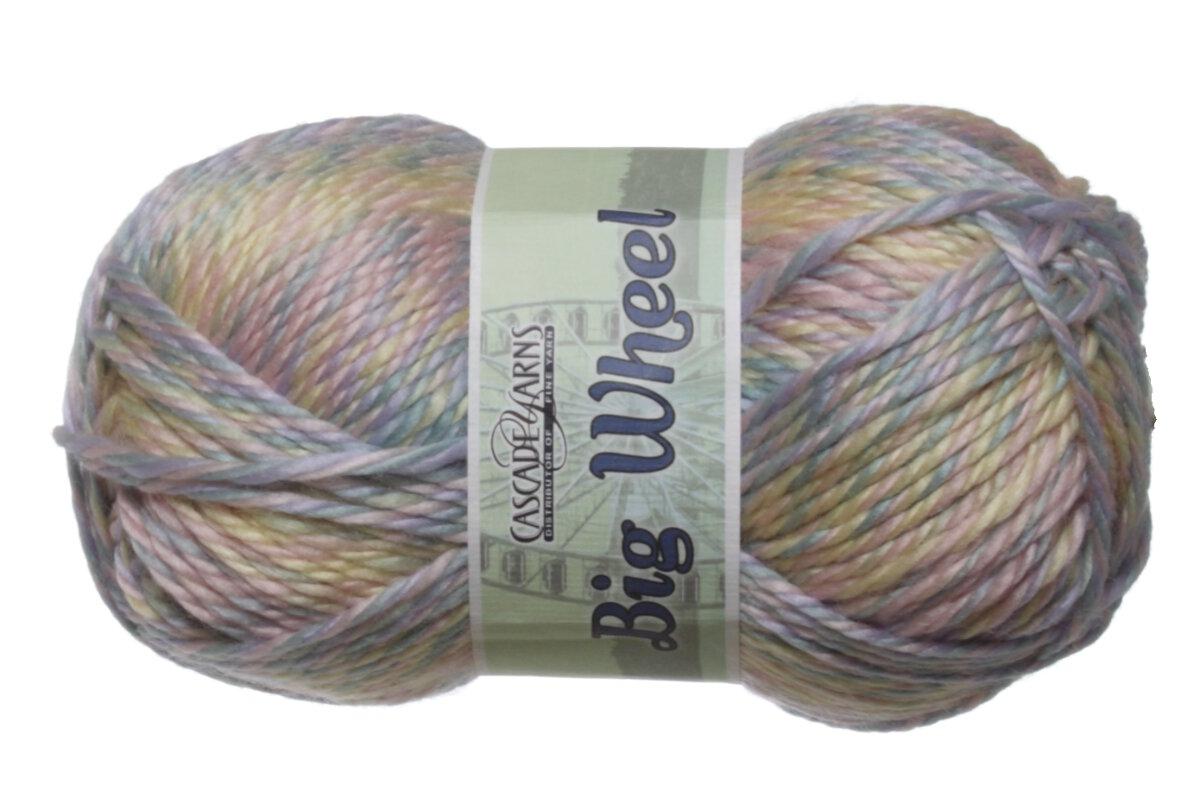 Knitting Wheel Projects : Cascade big wheel yarn wichita discontinued project