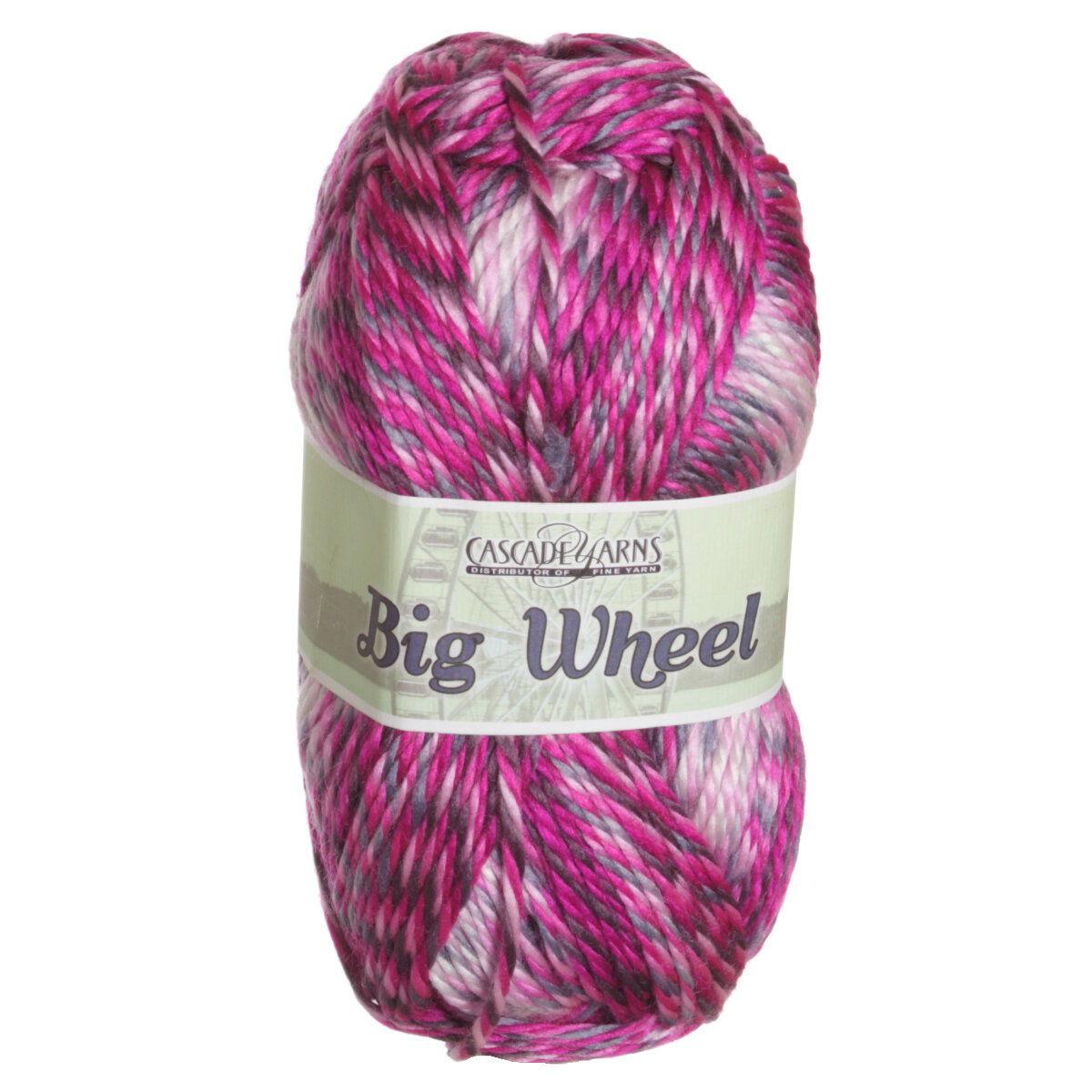 Knitting Wheel Projects : Cascade big wheel yarn los angeles project ideas at