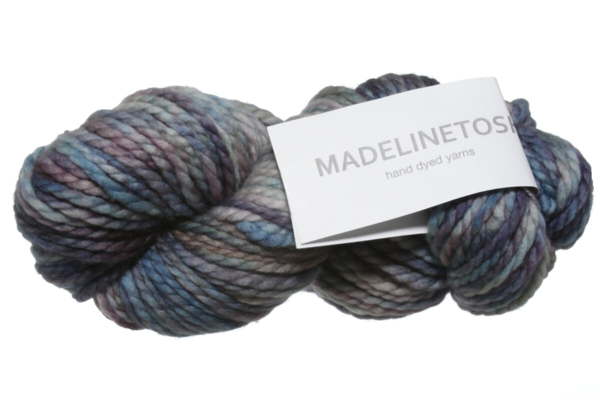Madelinetosh Home Yarn 3rd Exclusive Blue Jean Baby