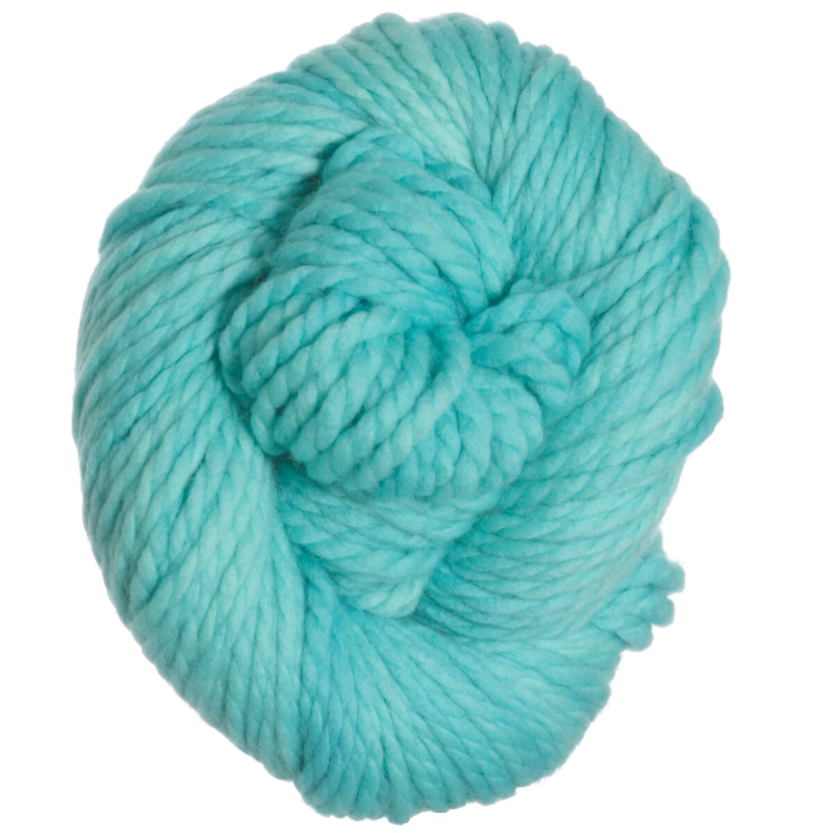 Madelinetosh Home Yarn Button Jar Blue Discontinued At