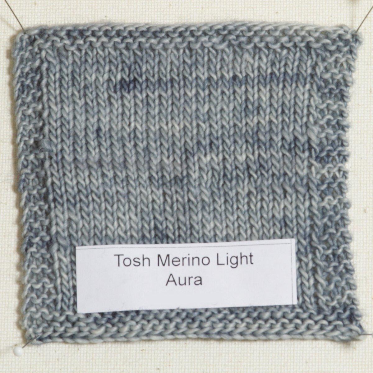madelinetosh tosh merino light yarn aura video reviews. Black Bedroom Furniture Sets. Home Design Ideas