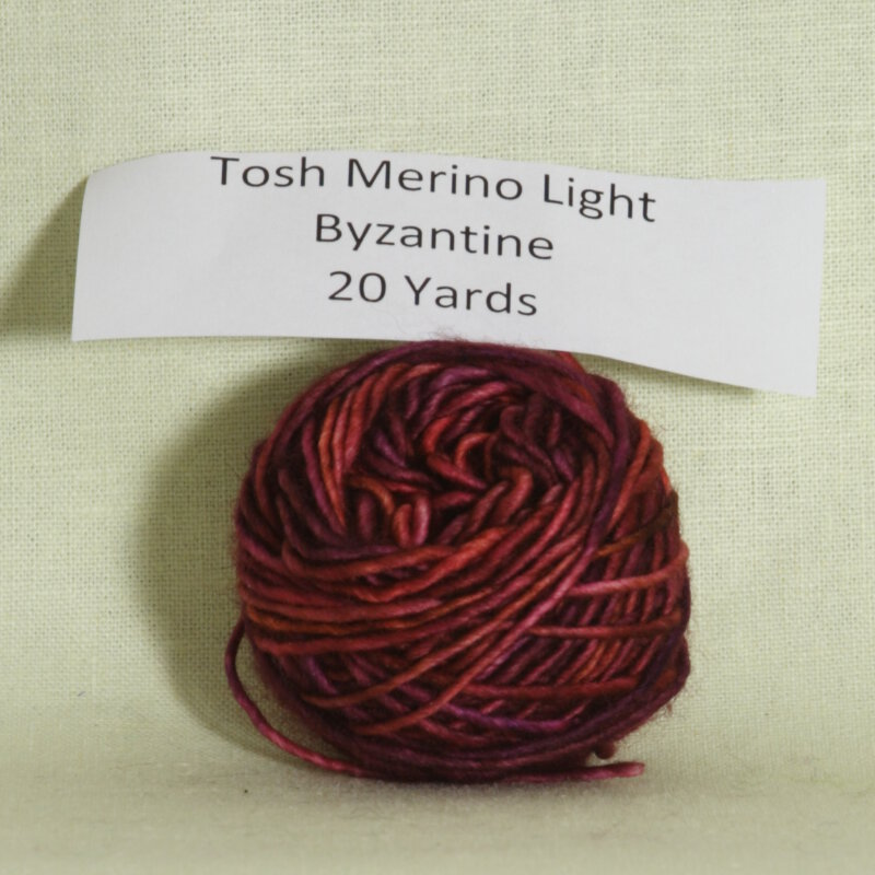madelinetosh tosh merino light samples yarn byzantine discontinued. Black Bedroom Furniture Sets. Home Design Ideas