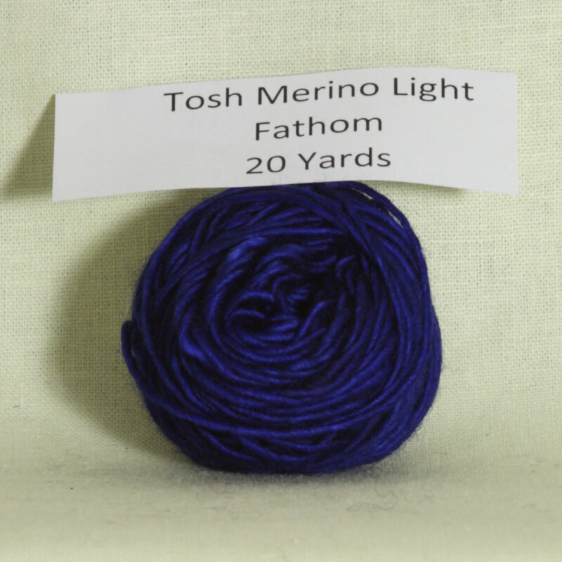 madelinetosh tosh merino light samples yarn fathom at jimmy beans. Black Bedroom Furniture Sets. Home Design Ideas
