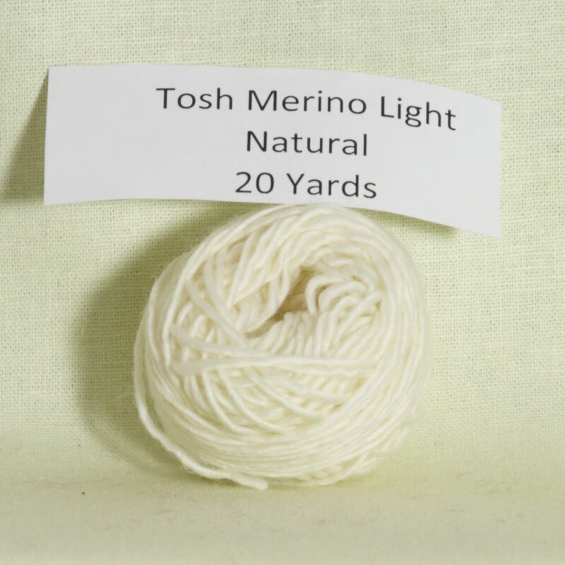 madelinetosh tosh merino light samples yarn natural at jimmy beans. Black Bedroom Furniture Sets. Home Design Ideas