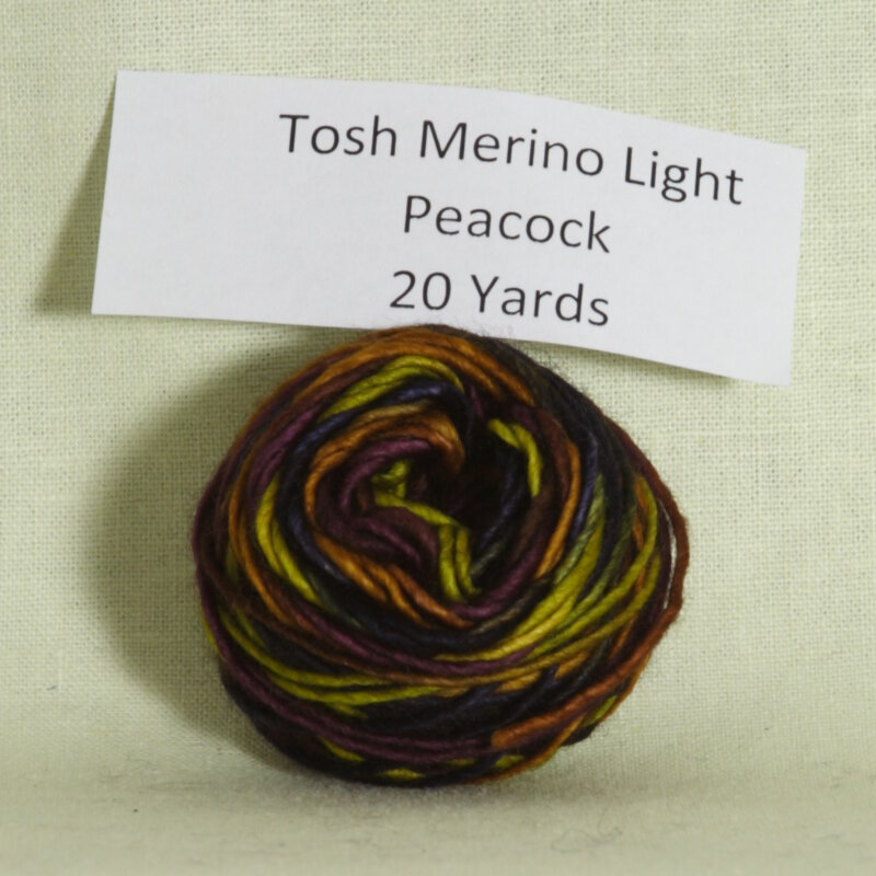 madelinetosh tosh merino light samples yarn peacock at jimmy beans. Black Bedroom Furniture Sets. Home Design Ideas