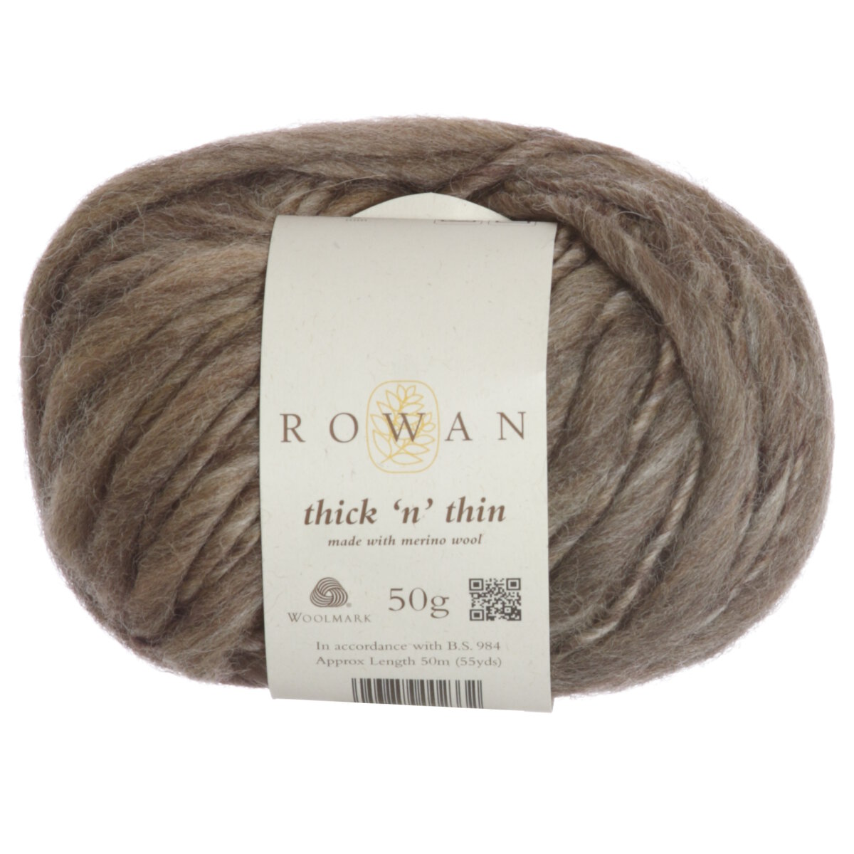 Knitting Patterns For Thin Yarn : Rowan Thick n Thin Yarn - 971 Limestone at Jimmy Beans Wool