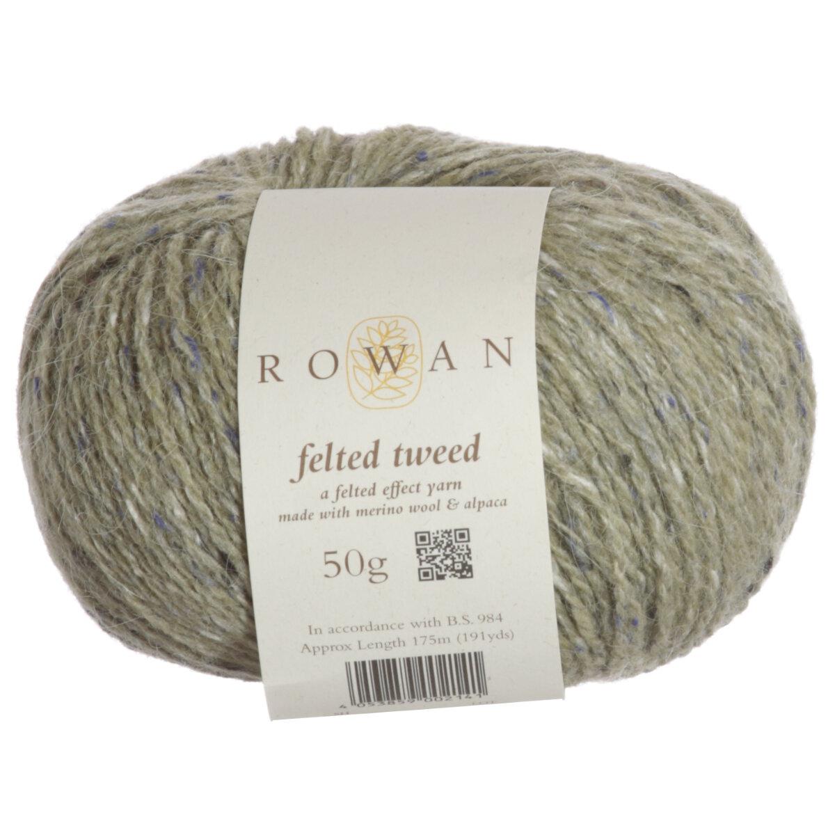 Rowan Felted Tweed Yarn 190 Stone At Jimmy Beans Wool