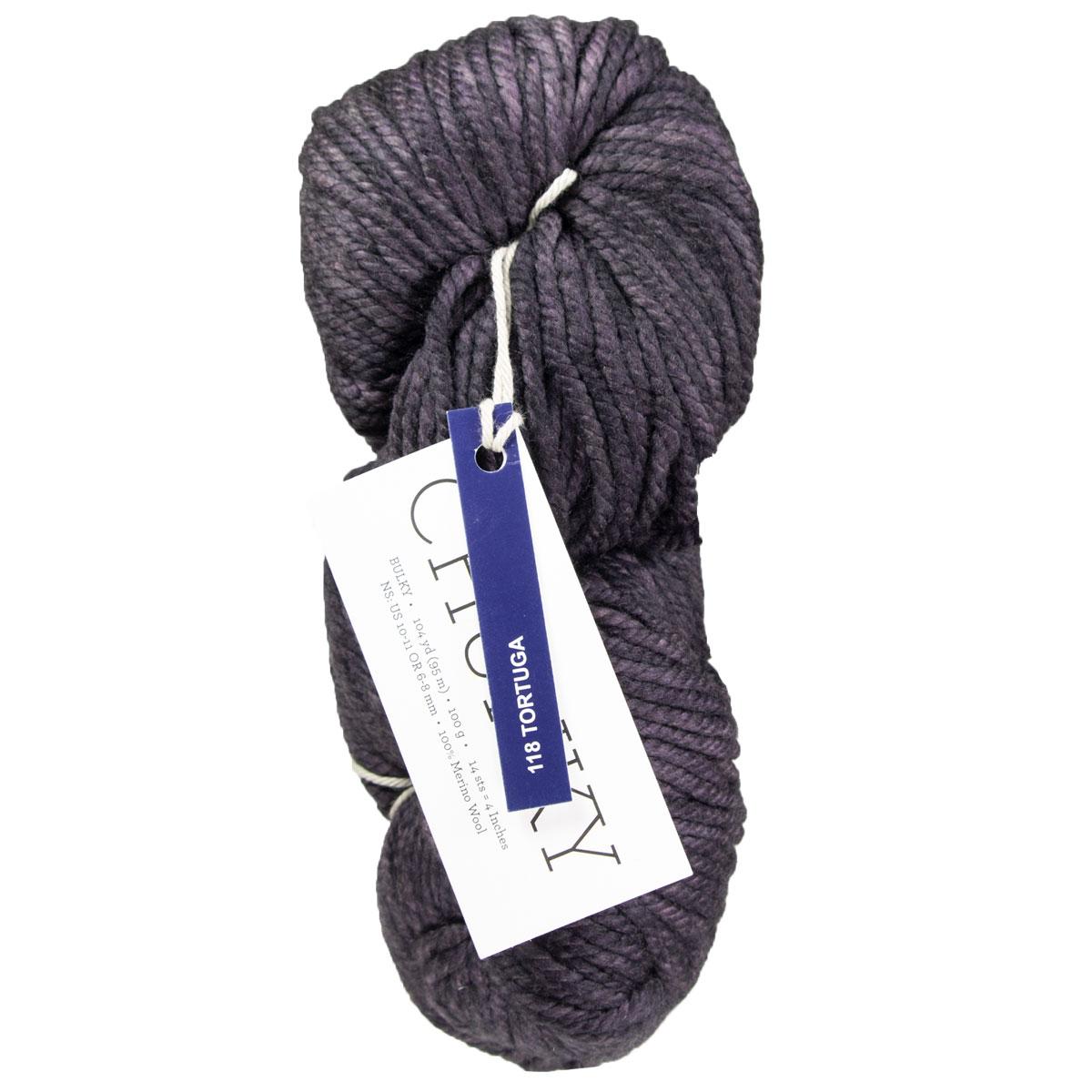Tortuga 118 Malabrigo Chunky Merino Knitting Yarn Wool 100g