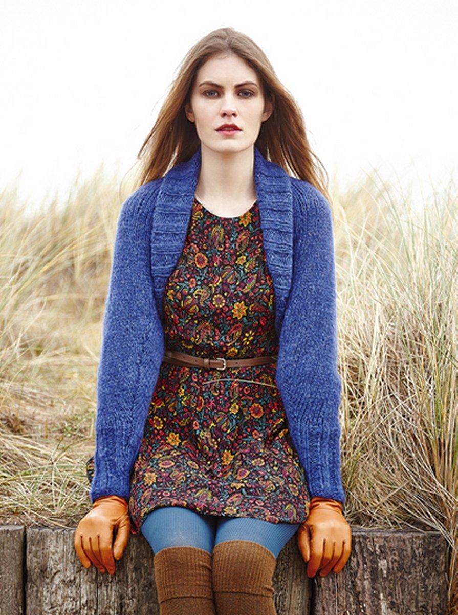 Rowan Pattern Books - Brushed Fleece at Jimmy Beans Wool