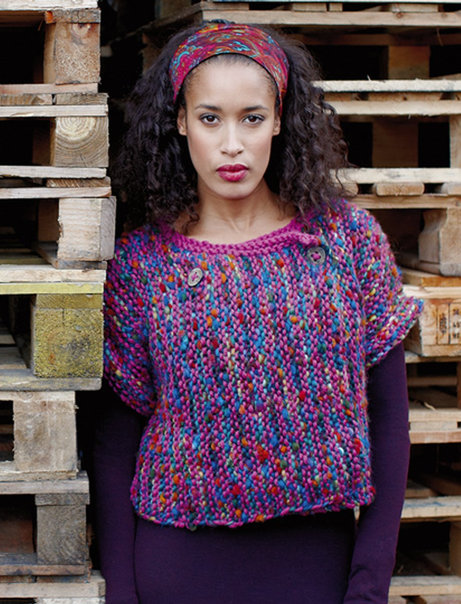 Rowan Big Wool Knitting Patterns : Rowan Pattern Books - Big Wool Colour Collection Video Reviews at Jimmy Beans...