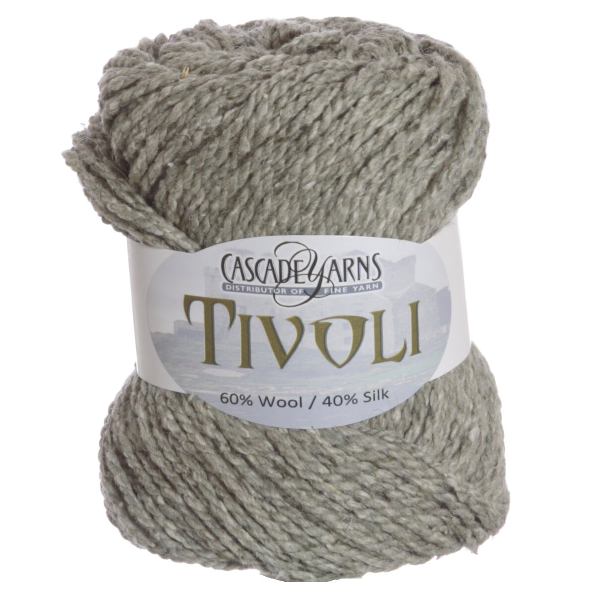 Free Knit Hat Patterns For Women : Cascade Tivoli Yarn - 01 Dove at Jimmy Beans Wool