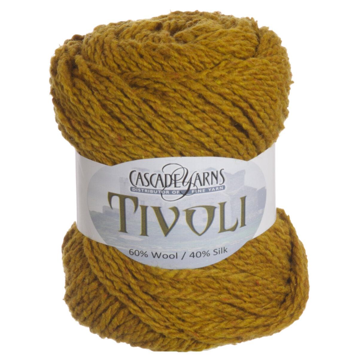 Cascade Tivoli Yarn - 05 Golden at Jimmy Beans Wool