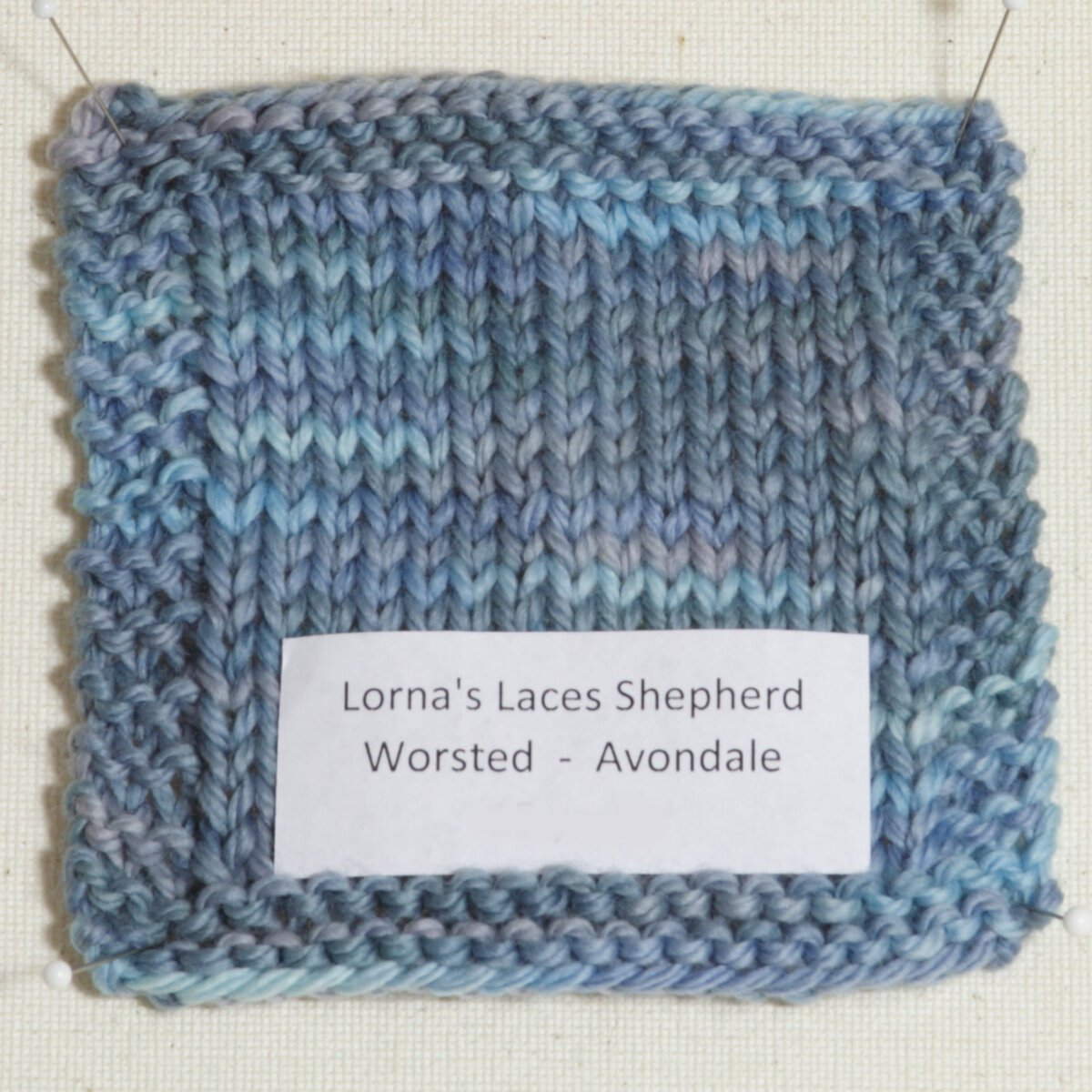 Lornas Laces Shepherd Worsted Samples Yarn Reviews at Jimmy Beans Wool