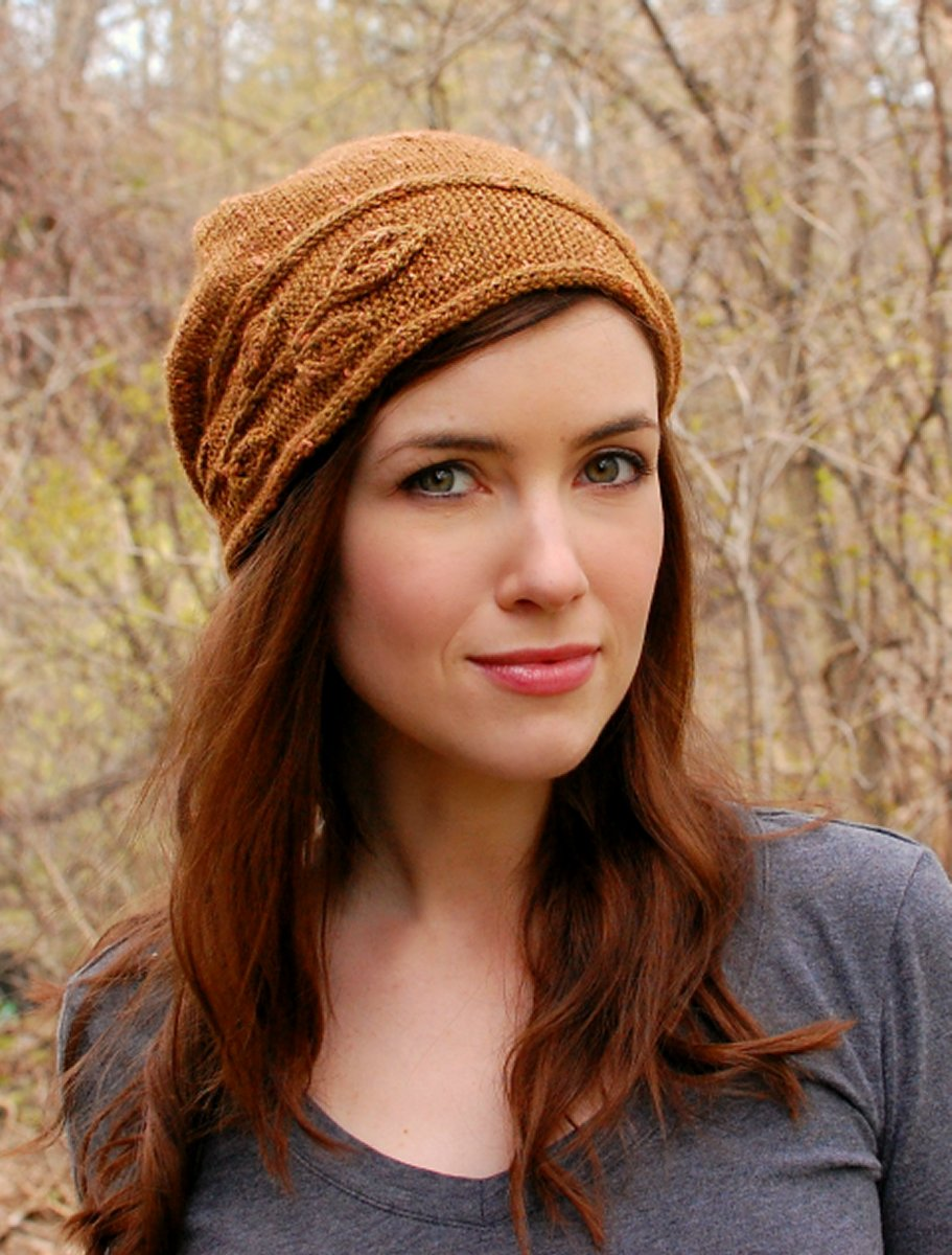 Never Not Knitting Patterns - Sprig Cloche Pattern at Jimmy Beans Wool 794f0c59d51