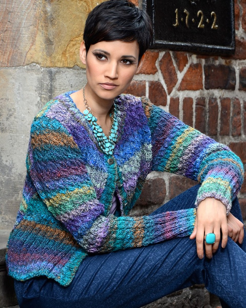 Noro Knitting Patterns : Claudia Wersing Noro Books - Love Letter at Jimmy Beans Wool