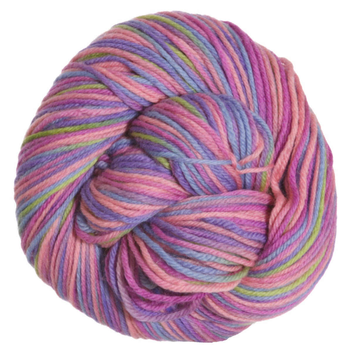 Cascade 220 Superwash Paints - Mill Ends Yarn - 9860 Detailed