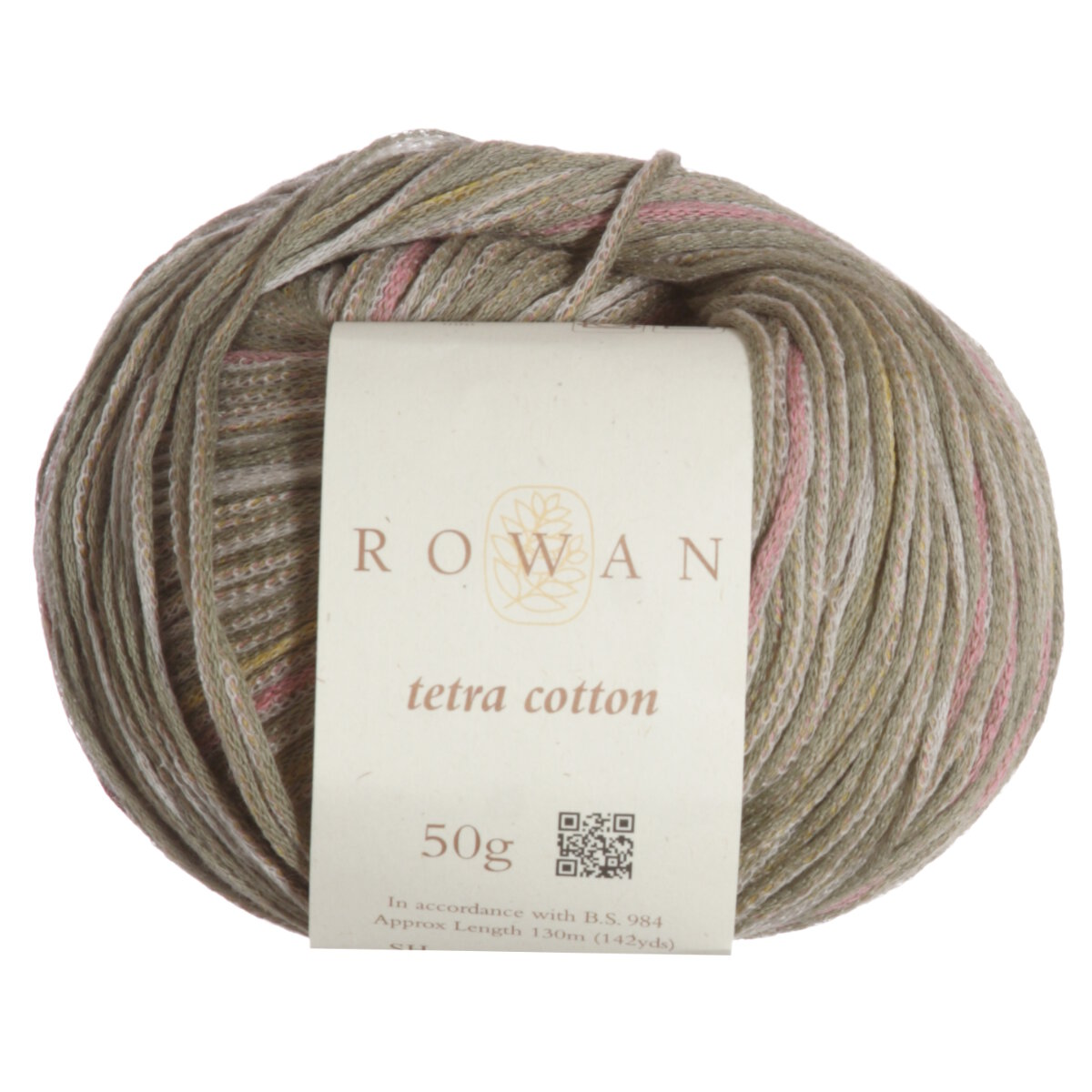 Knitting Patterns Cotton Yarn : Rowan Tetra Cotton Yarn - 01 Iseo at Jimmy Beans Wool