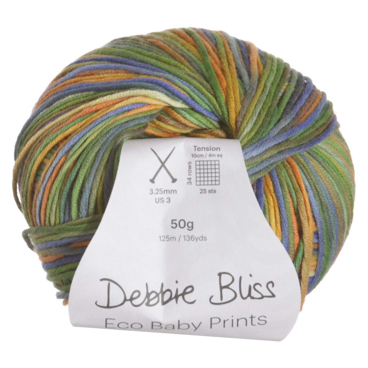 Debbie Bliss Eco Baby Prints Yarn 02 Park Project Ideas