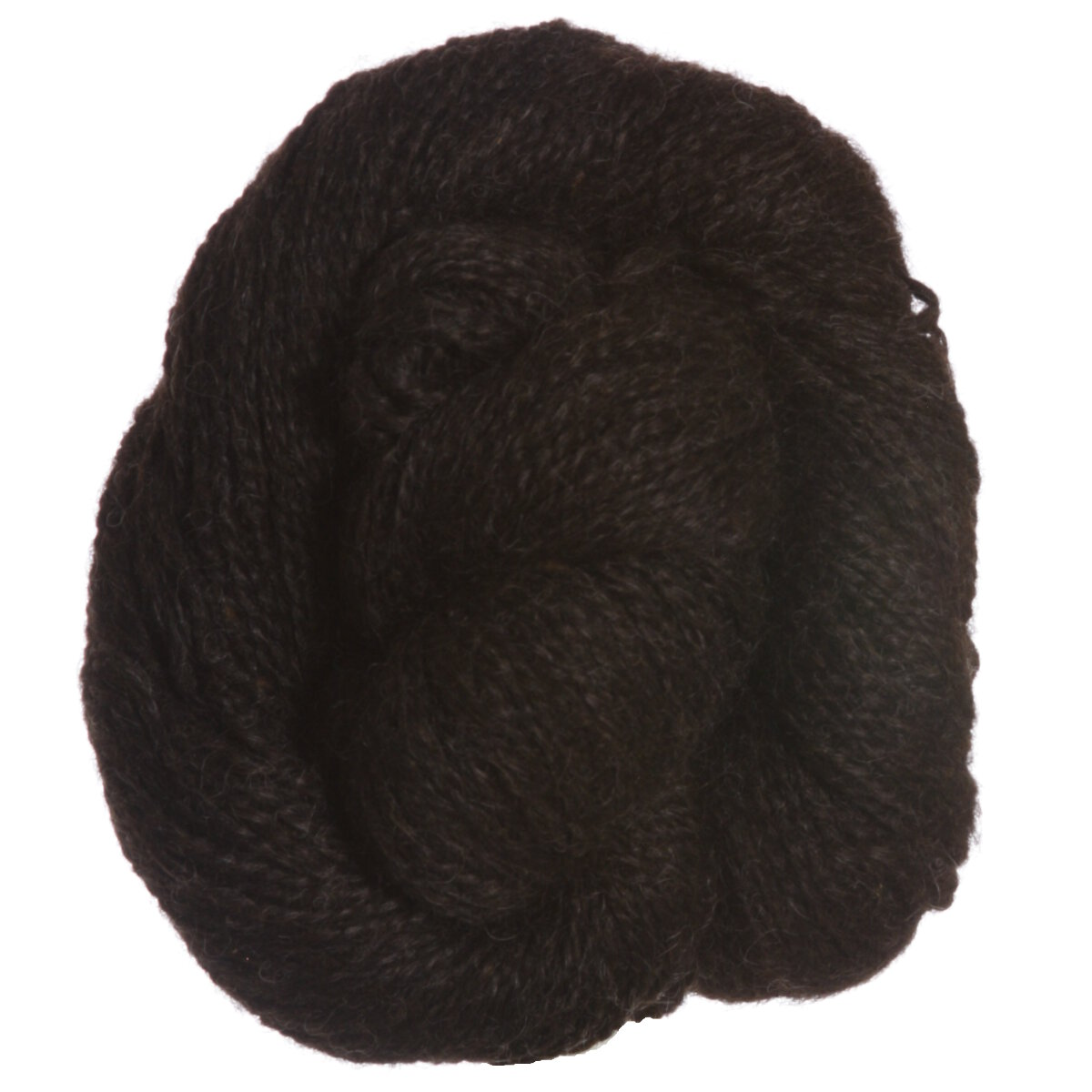 Knitting Patterns For Wensleydale Wool : Lost Coast Weavers Wensleydale Wool 2-Packs Yarn - Black at Jimmy Beans Wool