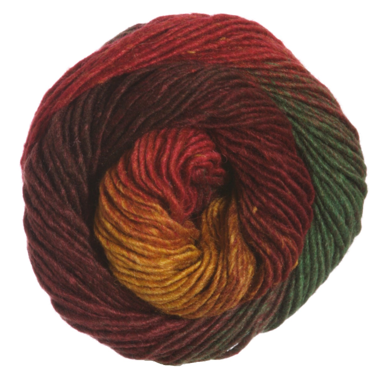 Crystal Palace Danube Aran Yarn - 633 Marsala at Jimmy Beans Wool
