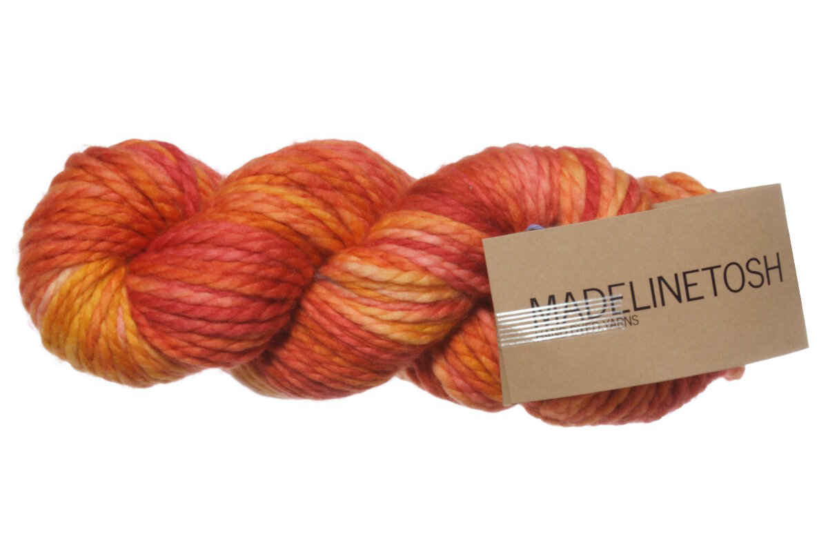 Madelinetosh Home Yarn 39 16 March Aries Video Reviews