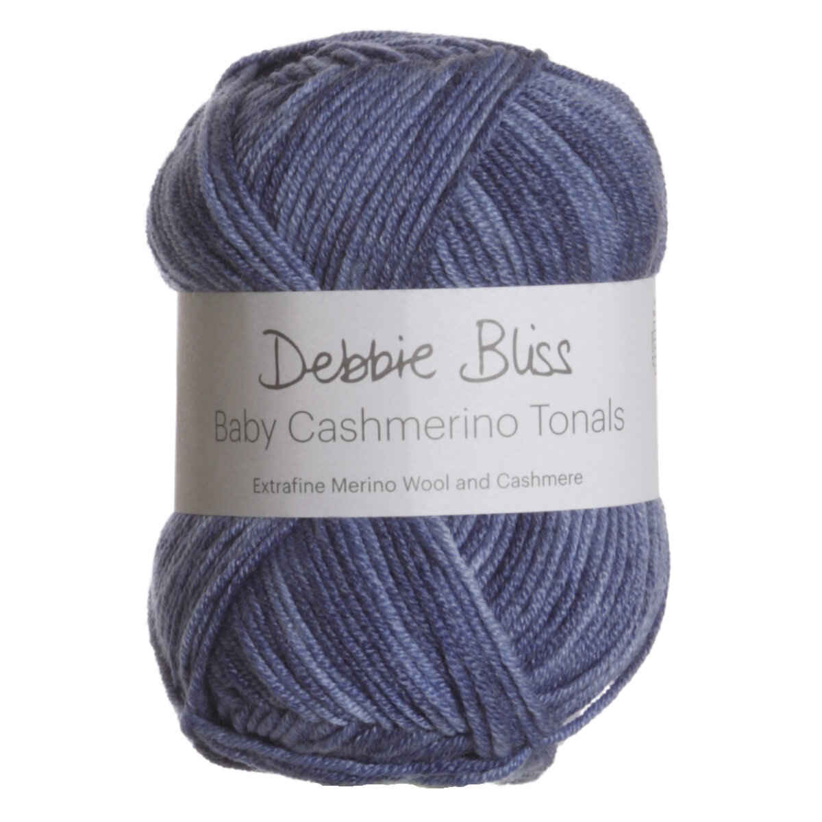 Debbie Bliss Baby Cashmerino Tonals Yarn 01 Storm At