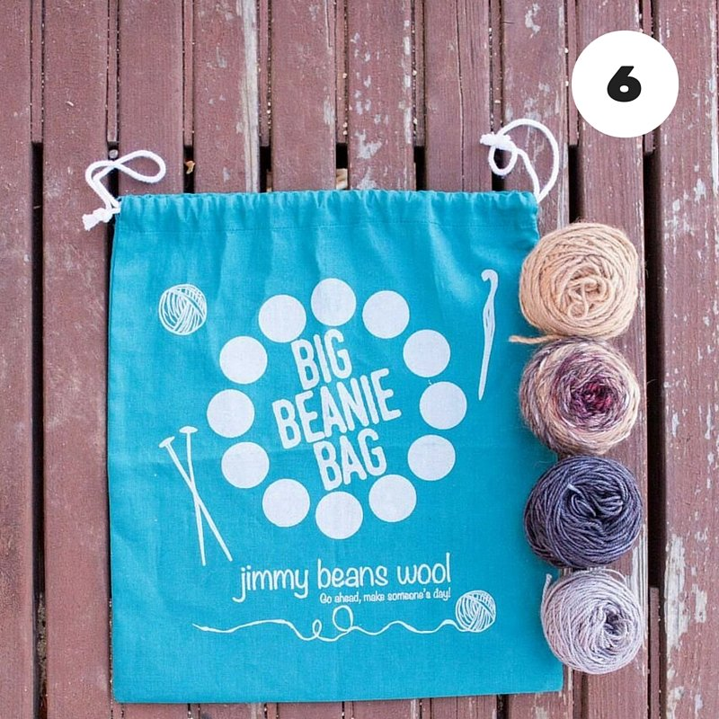 68f4278414e Jimmy Beans Wool Big Beanie Bag Project Club - 06-Month Gift ...