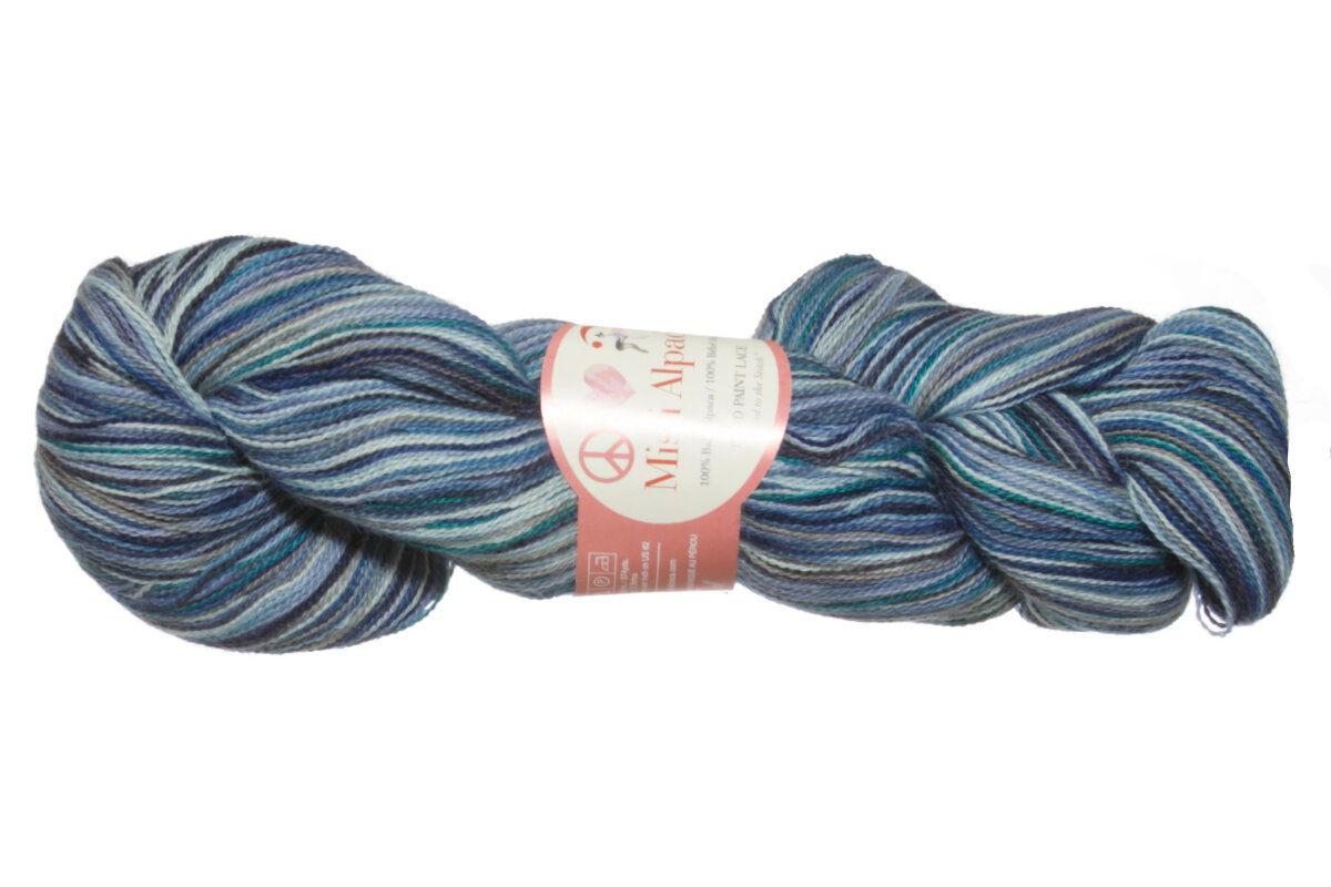 Misti Alpaca Hand Paint Lace Yarn