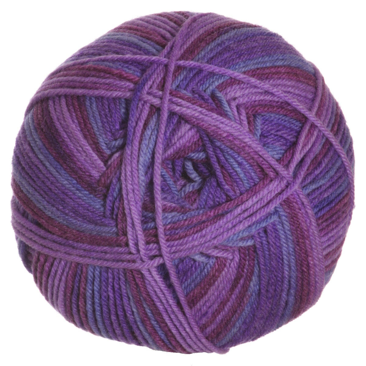 Knitting With Two Colors Carrying Yarn : Universal yarns adore colors yarn purple print at