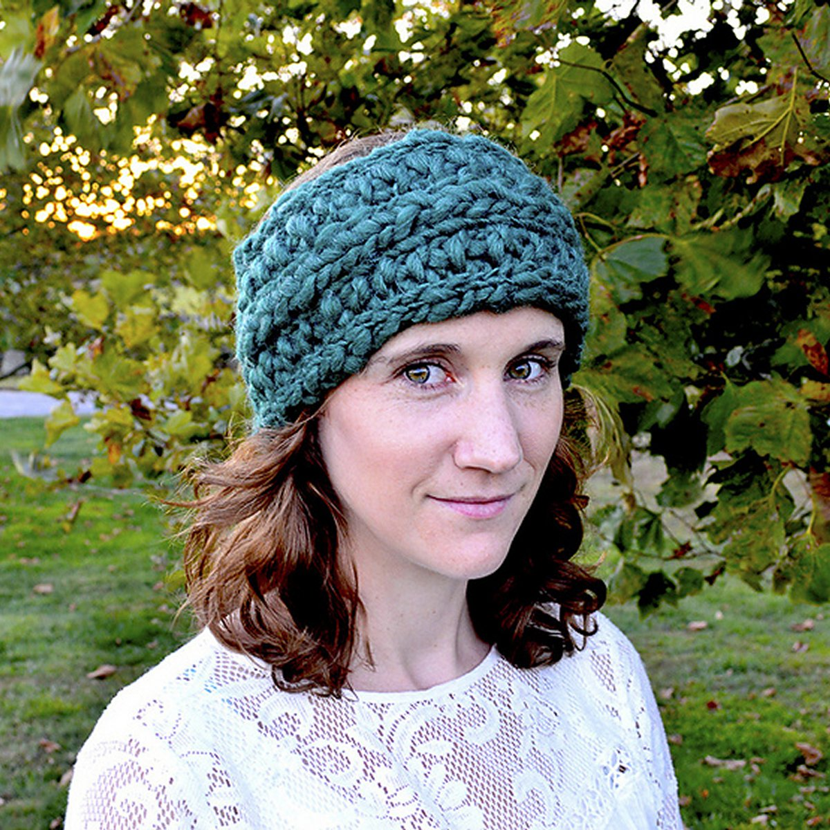 Knit Collage Patterns - Cozy Headband Collection - PDF ...