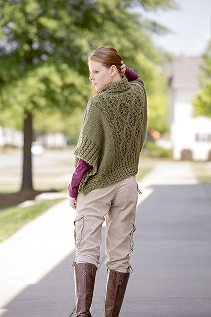 276791752d05 Universal Yarns Deluxe Cable Collection Patterns - Catawba River ...