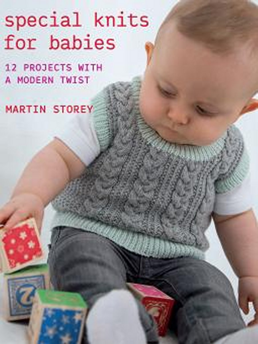 Martin Storey Pattern Books - Special Knits For Babies at Jimmy ...