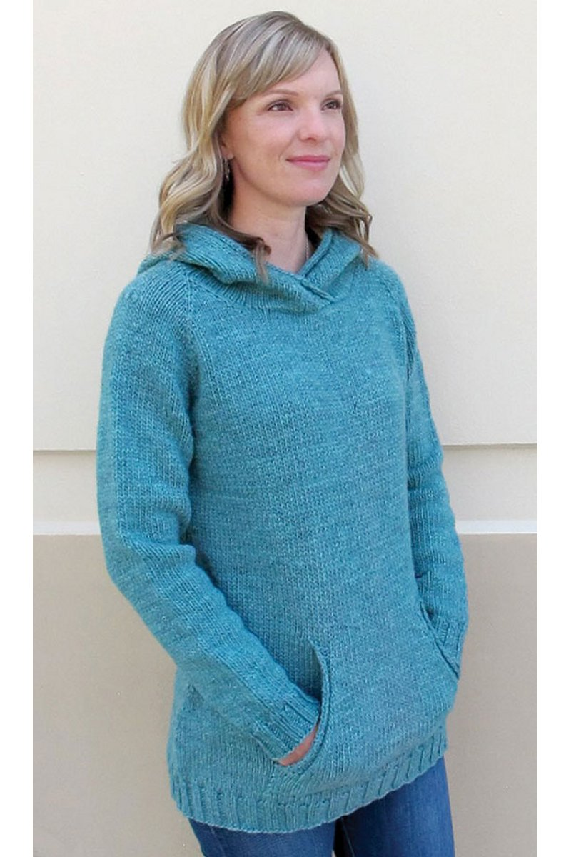 Knitting Pure and Simple Women\'s Sweater Patterns - 1702 - Sport ...
