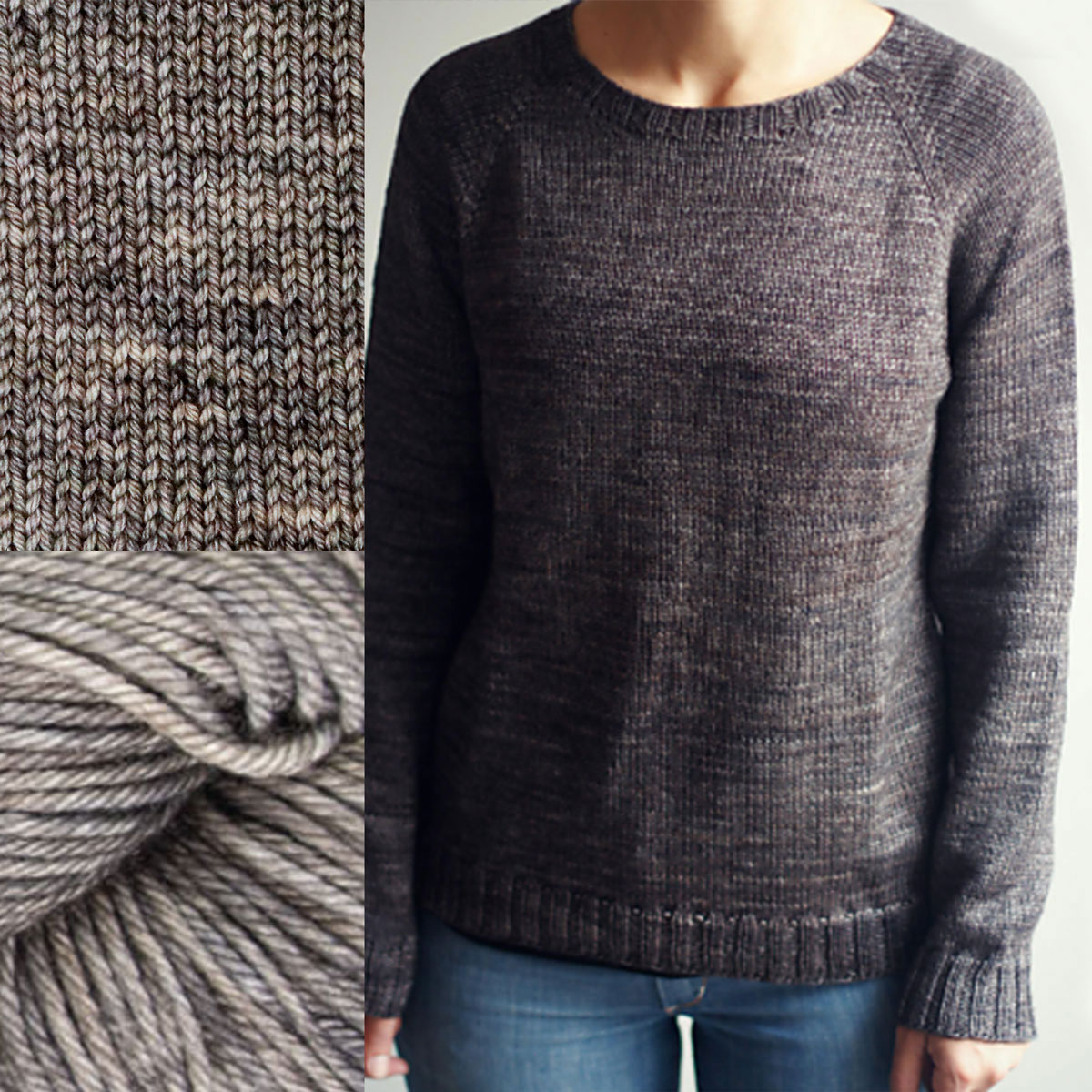 Madelinetosh Sweater Club - Portal