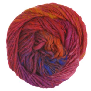 Noro Kureyon Yarn - 102 Pink/Yellow/Red/Blue
