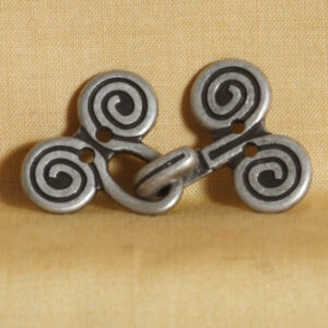Noble Button Metal Buttons and Clasps