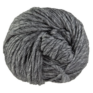 Brown Sheep Burly Spun Yarn - BS004 Charcoal Heather
