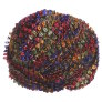 Muench Fabu (Full Bags) Yarn - M4316 - Red/ Orange/ Blue/ Green