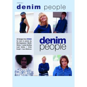 Rowan Pattern Books - Denim People (Discontinued)
