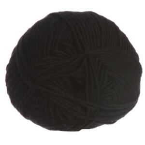 Debbie Bliss Baby Cashmerino Yarn - 300 Black (Discontinued)