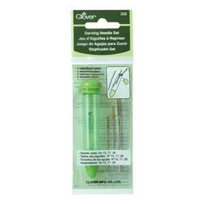 Clover Tapestry Needle Set - Chibi - Darning Needle Set - Straight Tip (339)