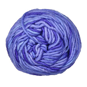 Brown Sheep Lamb's Pride Worsted Yarn - M285 - Frosted Periwinkle